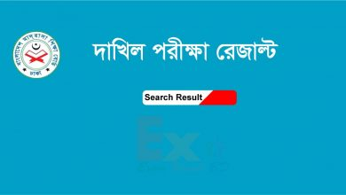 Dakhil Result 2020
