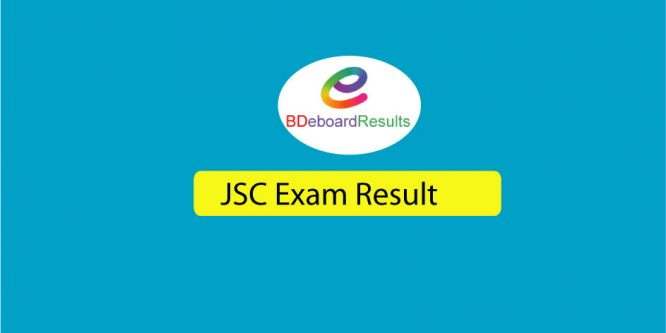 JSC Result 2018 – Bangladesh EducationBoardResults.gov.bd